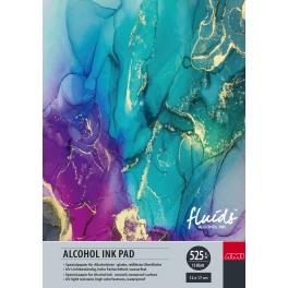 Alcohol Ink pad 12x17cm