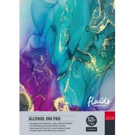 Alcohol Ink pad 17x24cm