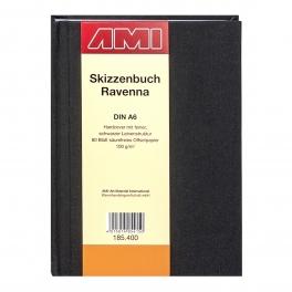 Sketchbook Ravenna 100g, A6,           80 sheets