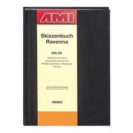 Sketchbook Ravenna 100g, A5,           80 sheets