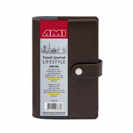 Travel Journal LIFESTYLE A6