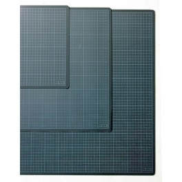 AMI Cutting Mat 30x45cm black-grey