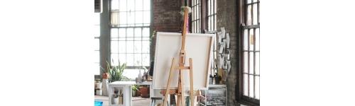 2.1 Schilderezels en tekenborden
