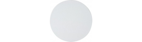Canvasboard rond