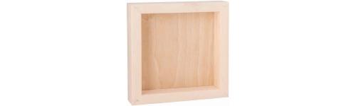 Holzkörper 3D
