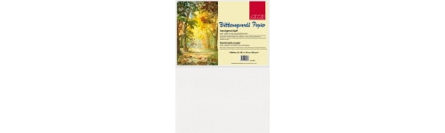 Handgeschept aquarelpapier 250gr.