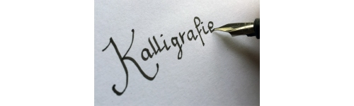 Kalligrafie blokken