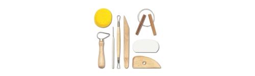 Boetseer/houtsnij-gereedschap